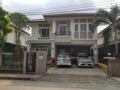 For Sale - House for sale, never lived at The Plant Chaengwattana, Muang ThongThani