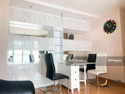 For Sale - For Sale   The Parkland Grand Asoke-Phetchaburi  2Bed , size 65 sq. m. , Beautiful room, fully furnished.