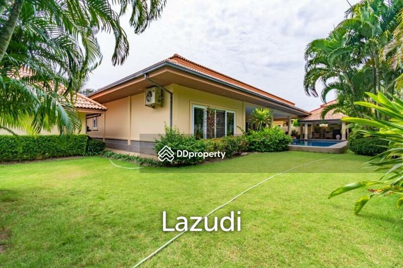 Lazudi 3 Bed Pool Villa 270 SQM, Orchid Palm Homes 3