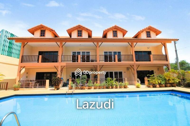 Lazudi Regal Hope Village 2 - Pratamnak Soi 5 - Two Storey Townhouse