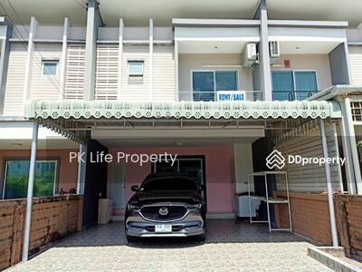 For Sale - 11S0025 ขายบ้านแฝดสองชั้น ราคา 3, 700, 000 บาท โซนเกาะแก้ว ขนาด 27 ตรว  3ห้องนอน 2ห้องน้ำ พร้อมเข้าอยู่