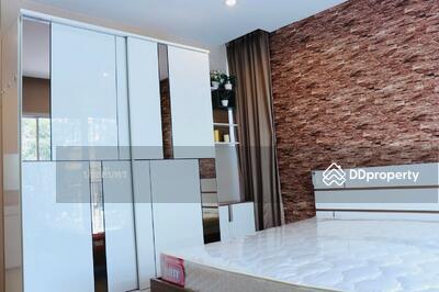 For Sale - ขาย / เช่า คอนโด โครงการ HAPPY CONDO ลาดพร้าว 101 ตึก C ชั้น 2 ห้องมุม ห้องขนาด 66. 4 ตรม. เฟอร์ครบ พร้อมอยู่