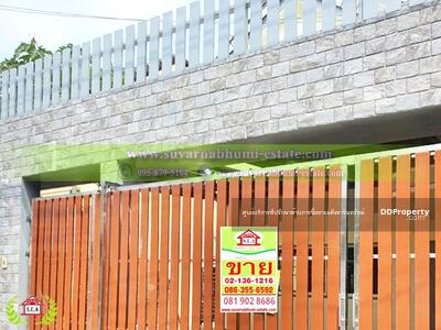 For Sale - บ้านแฝด 2 ชั้น 70 ตารางวา หมู่บ้าน รังสิยา ซอย อุดมสุข 58