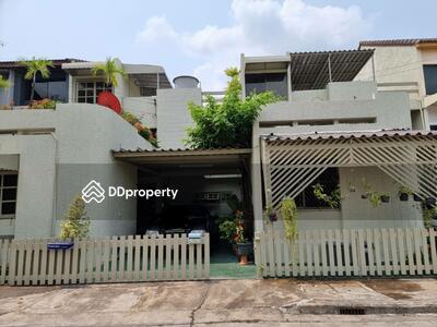 For Sale - ขาย ทาวน์โฮม 2 ชั้น 43 ตรว. หมู่บ้านการ์เด้นโฮม พหลโยธิน 60