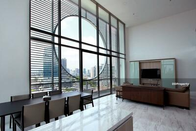 For Rent - Condo for rent Siamese Surawong more 3 Bed Urgent 200 Sqm. City view (34387)