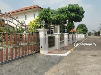 For Sale - ด่วนใหญ่สุดในโครงการ ขายบ้านหรูเดอ วิลล์ ศรีนครินทร์ (DE VILLE SRINAKARIN) พท 280 ตรว สวยพร้อมอยู่