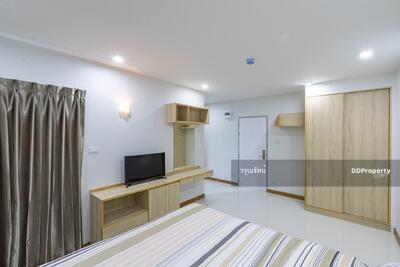 For Rent - Room for rent On Nut Soi14 Furniture, ready to live, new, clean, calm, can raise animals. From 6, 000 baht K House Apartment Tel 061-939-7828