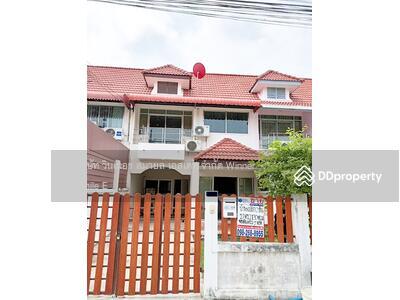 For Sale - Townhouse for sale, Den Chai Village, Soi Mangkon, Praksa, 27 sq. w.