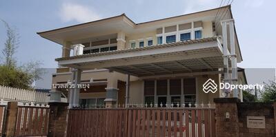 For Sale - ขาย บ้านเดี่ยว เลอ นีโอ ศรีนครินทร์ ซอยทรัพย์บุญชัย บางปิ้ง บางเมือง สมุทรปราการ ใกล้วงแหวนรอบนอก กาญจนาภิเษก89. 4 ตร. วา 9. 7 ล้าน