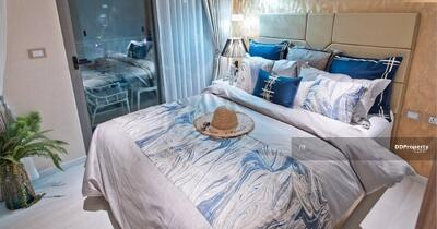 Option To Buy - Copacabana Condo @ Front Jomtien Beach Cheapest ! !!