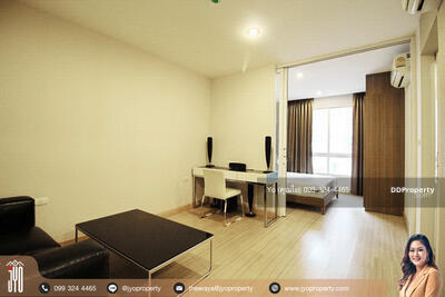 For Sale - JY-S00001-Happy Condo Ladprao 101 Building North 35. 47sq. m. , on 3rd floor, 1bedroom 1bathroom the cheapest in the project.