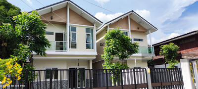 For Sale - Sell by owner , New-constructed detached house Sukkumvit 101/1 rd