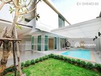 ขาย - ขาย บ้าน เอกมัย ทองหล่อ สุขุมวิท 3นอน สระว่ายน้ำ