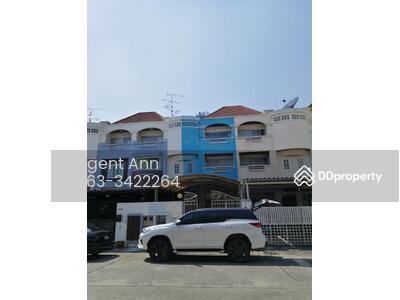 ให้เช่า - For Rent Town House ให้เช่าทาวน์เฮ้าส์ สุขุมวิท 105 (PST Ann228)