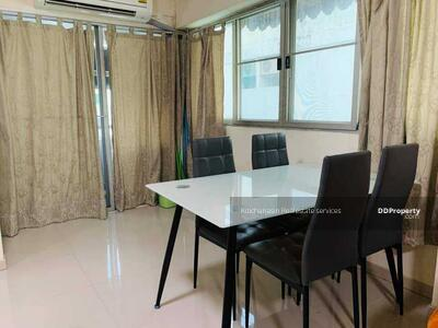 For Rent - Notify the KRE-A3470 RATCHADA CONDO CONDO code, 1 bedroom, 1 bathroom, 33 square meters, 9th floor, rent 7, 500 baht @line: 0807811871 Khun On