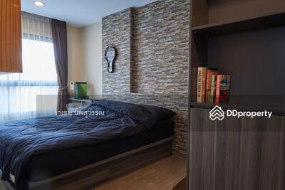 For Sale - Sale! ! Condo Villa Lasalle Sukhumvit 105 Size 32 sq. m. Fully furnished near BTS