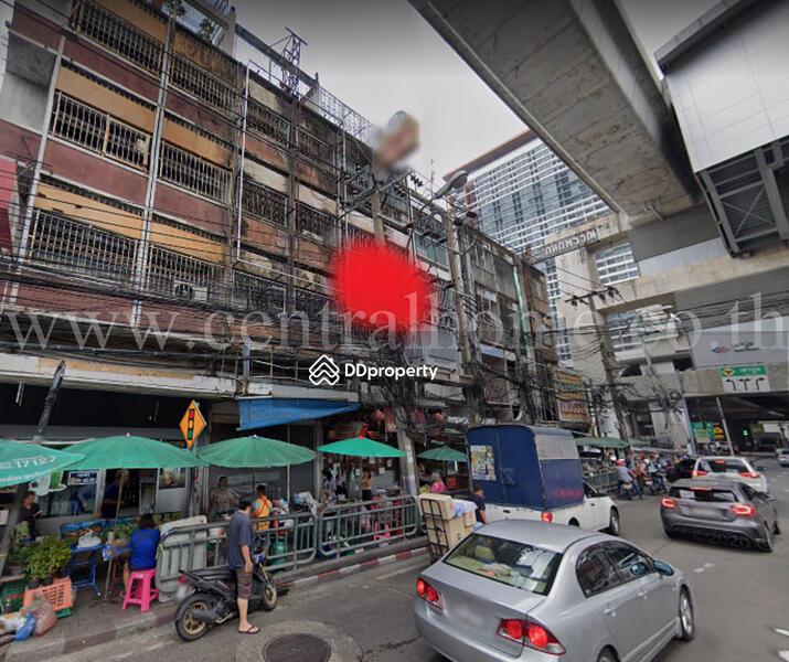 อาคารพาณิชย์ สามเเยกเตาปูน ติดถนน เหมาะค้าขาย