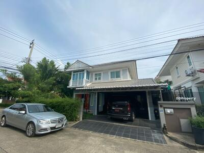 For Sale - Ready to Move In! ! 52 Sq. W Fully Furnished House for SALE at Perfect Park Rama 5 - Bangyai