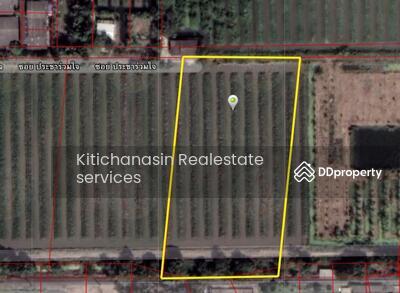 For Sale - Notify the code KRE-Z627 Land for sale, Khlong 9 Soi Pracha Ruamjai, Tambon Bueng Ba, Amphoe Nong Suea, Pathum Thani, area 5 rai, selling 3, 950, 000 baht **** If not answered, please add Line 0962215326 Khun Gift****