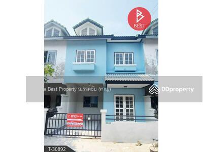 For Sale - ขายทาวน์เฮ้าส์ หมู่บ้านนริศรา รังสิต-คลอง11 ธัญบุรี ปทุมธานี