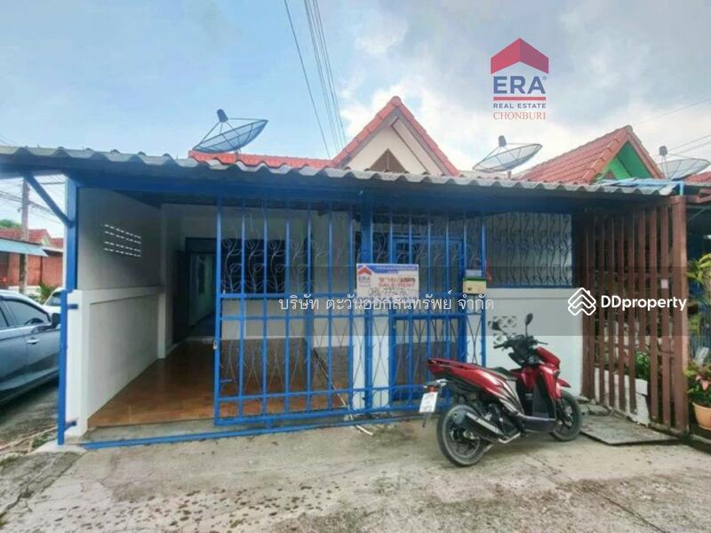 ทาวน์เฮ้าส์ หมู่บ้านชลพร ตำบลหนองขาม ศรีราชา ชลบุรี #85329796