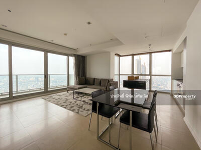 For Rent - The River condo for rent 65k/m FL. 59, 2 bed, Corner unit facing north