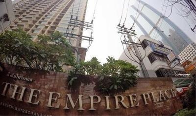 ให้เช่า - NC14200418  ให้เช่า/For Rent Condo The Empire Place (ดิ เอ็มไพร์ เพลซ) 3นอน 4น้ำ 158ตร. ม ห้องสวย เฟอร์ครบ พร้อมอยู่
