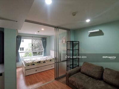 For Sale - For sale: Lumpini Ville Onnut 46 for sale, near BTS Onnut 1 bedroom, 26 sq. m. , fully furnished, special price! ! (KNT-056)