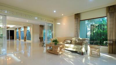 For Sale - Luxury house for sale in Nonthaburi Bangyai  1300 sq. m. 953 sq. w. swimming pool 77MB