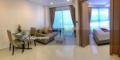 ขาย - 1 Bedroom Condo in City Garden Pratumnak in Pratumnak C002163