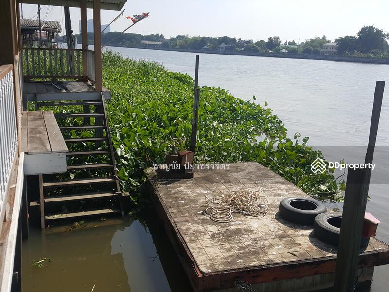 บ้านริมแม่น้ำเจ้าพระยา เกาะเกร็ด #85420472