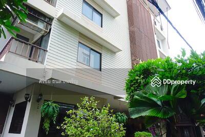 ขาย - ขายอพาร์ทเม้นท์ ใจกลาง CBD สาทร 193 ตร. วา 5 ชั้น ซอยสาทร 11 กรุงเทพฯ