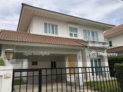 ให้เช่า - ขายให้เช่า บ้านเดี่ยว ติดถนนราชพฤกษ์ โครงการ Perfect Place