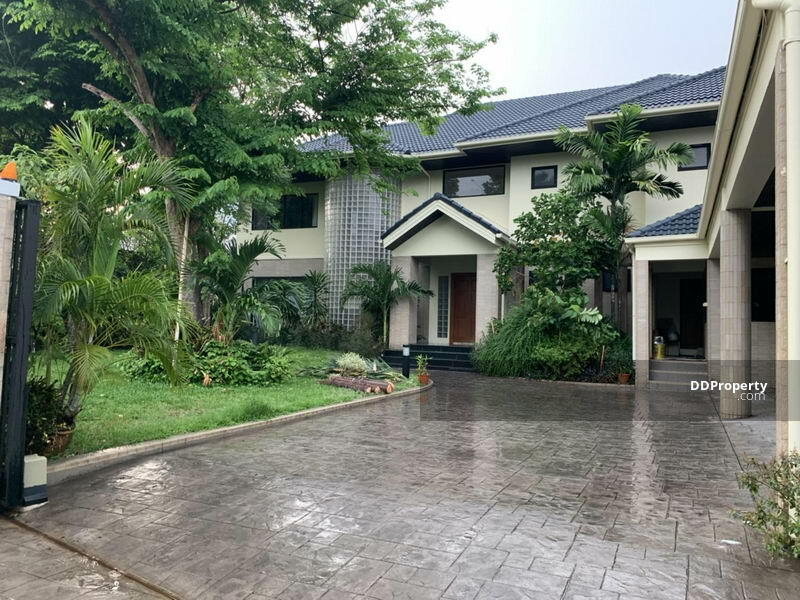 Bangkok Single House Vibhavadi Rangsit BRE15757 #85483088