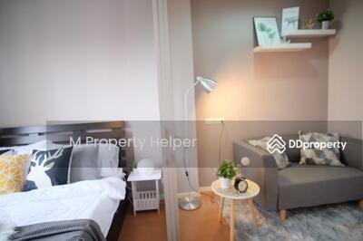 For Sale - Beautiful room, 100% loan, Urgent sale, Lumpini Nida 2, new phase, Serithai Lumpini Nida 2