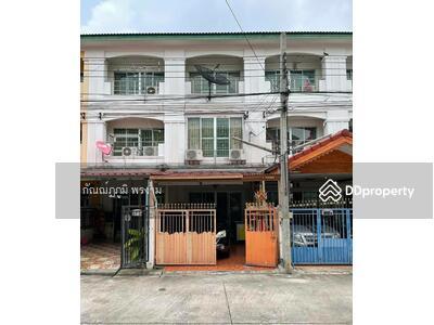 For Sale - บ้านไชโยทาวน์โฮม แบริ่ง48 ซอยขวัญยืน BTSแบริ่ง ด่านสำโรง42 สุขุมวิท107