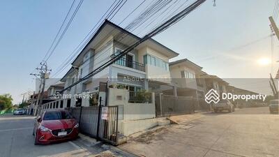 For Sale - บ้านแฝด ใกล้โรงไฟฟ้าบางกรวย หลังมุม 32. 2 ตรว. 3 ห้องนอน ตกแต่งแล้ว