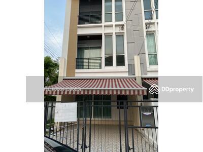 For Rent - K18040564 - ให้เช่า บ้านกลางเมือง รัชดา 36 ตึก 3 ชั้น ขนาดพื้นที่ 30 ตร. ว. (For Rent Baan Klang Muang Ratchada 36)