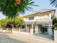 ขาย - ขาย บ้านเดี่ยว 2 ชั้น  รีโนเวทใหม่ทั้งหลัง หมู่บ้าน เนเบอร์โฮม วัชรพล