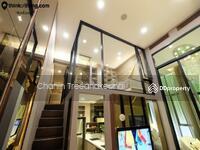 ขาย - ขาย 1+1ห้องนอน แบบ 2 ชั้น Origin Ratchathewi ชั้นสูง 11. 39 ล้านบาท