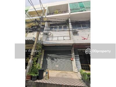 ขาย - ขายตึกแถว 3. 5ชั้น ใกล้ BTSเสนานิคม