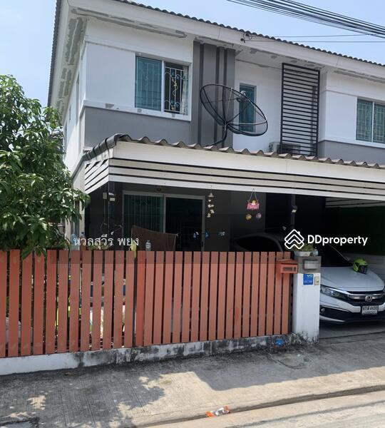 บ้านพฤกษา 85 หนามแดง – เทพารักษ์ #85685600