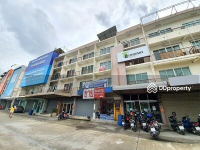 ขาย - ตึกแถว 4 ชั้น  ใกล้สถานี BTS ดอนเมือง 4 ห้องโถง 4 ห้องน้ำ มีดาดฟ้า