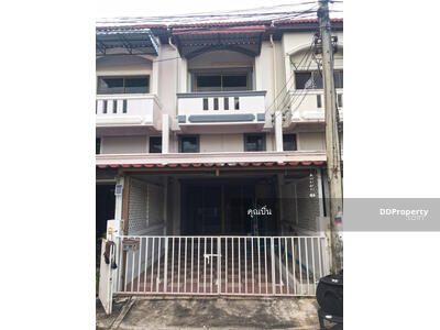 For Rent - A7MG1431 Townhouse for rent with 3 bedrooms, 4 toilets. The price is at THB 8, 000 month.