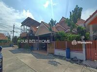 ขาย - บ้านเดี่ยว พื้นที่กว้าง ทำเลดี ร่มรื่น สวย ราคาถูก บ้านเครือวัลย์ สุวินทวงศ์ หนองจอก