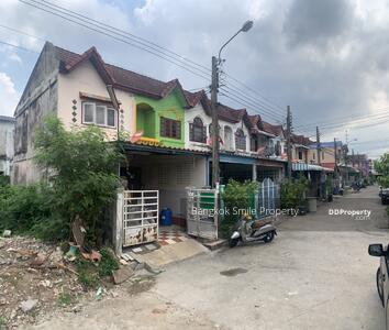 For Sale - 2 storey townhouse for sale, Saranrom village project Soi