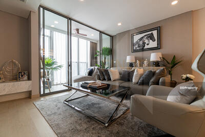 For Sale - SALE - Siamese Exclusive Queens 3 bedrooms (ID 154630) (129. 74 Sqm)