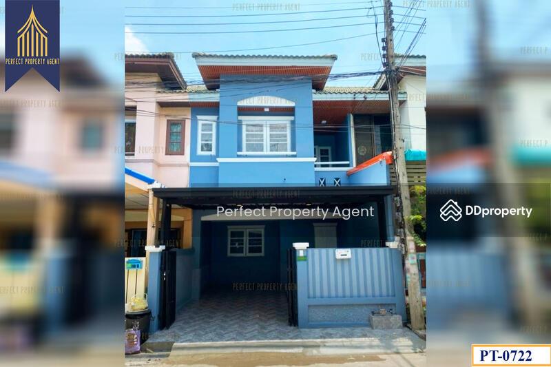 ทาวน์เฮ้าส์ พรพิมานวิลล์ คลองห้า-มีนบุรี ตกแต่งใหม่ #85785712
