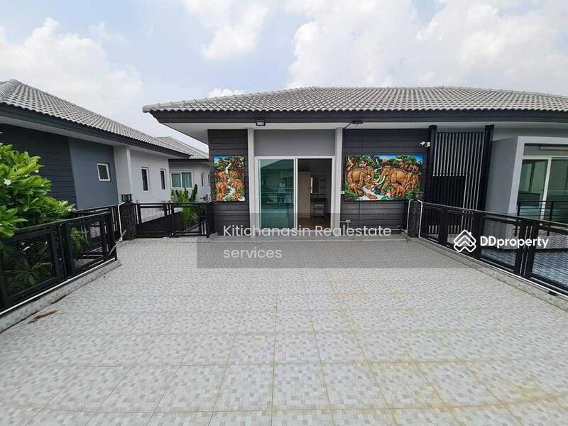 บ้านเดี่ยวโครงการเดอะเซนโทร วัชระพล #85796066