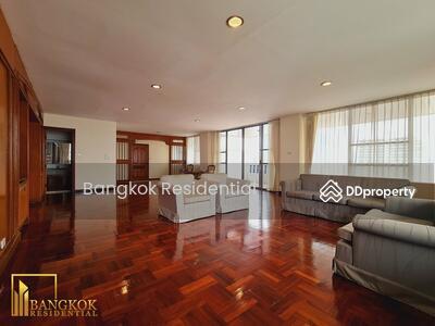 ให้เช่า - 4 Bed Apartment For Rent in Asoke BR0598AP